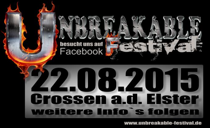 """""""Unbreakable"""" – 22.08.15, Crossen a. d. Elster"""