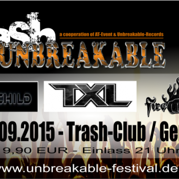 26.09. – 3 Bands – Trash Gera/HBF