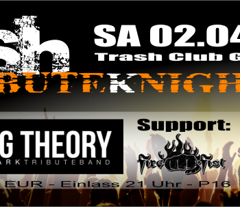 02.04. – Living Theory – Linkin Park Tribute